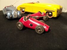 Schuco Micro Racer 1040 #4 US Zone Germany for restoration or parts Formula one