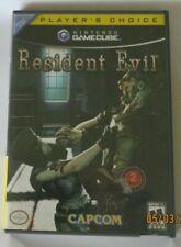 Resident Evil (Nintendo GameCube, 2002) 2 CD