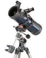 Celestron Astromaster 114EQ Reflector Telescope with Mount, MPN 31042-CGL