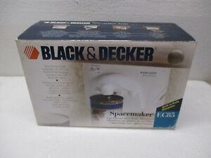 NEW BLACK & DECKER EC85 SPACEMAKER Can Opener, Knife Sharpener & Bottle Opener