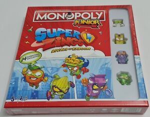 Superthings Monopoly Junior