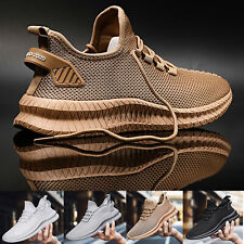 New listing Men's Athletic Running Casual Sneakers Fashion Outdoor Sports Tennis Walking Gym