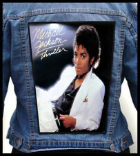 MICHAEL JACKSON - Thriller  --- Giant Backpatch Back Patch