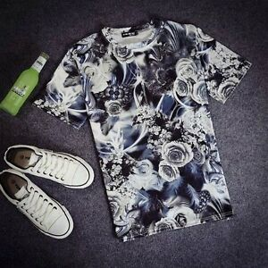 Crystal Roses T-shirt [graffiti fresh dope unique smart casual tie dye hipster]