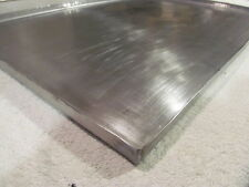 Stainless Steel BBQ Ash Collector / Tray. Any Size Made To Order