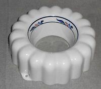 Dansk Porcelain MARIBO PATTERN Jello Mold/Bundt Cake Pan MADE IN JAPAN