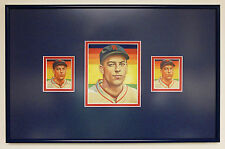 1935 National Chicle Diamond Stars #61 Billy Werber Original Artwork with cards!