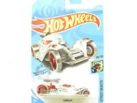 Hot Wheels Tomb Up Street Beasts 249/250 Long Card 1 64 Scale Sealed New