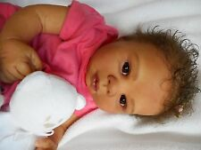 DARLING  ETHNIC Reborn Doll -   KADENCE by DENISE PRATT - PREEMIE  Baby Girl