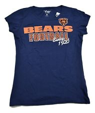 Giii By Carl Banks Womens Chicago Bears Football Shirt New M, L