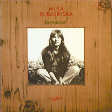 LP BREAKOUT & MIRA KUBASIŃSKA Ogień  reedycja 2017