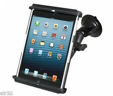 RAM Tab-Tite Suction Cup Mount for iPad Mini, Versions 1-4 w/Case or Sleeve