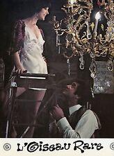 ANNY DUPEREY  JEAN-CLAUDE BRIALY L'OISEAU RARE 1973 PHOTO D'EXPLOITATION N°5
