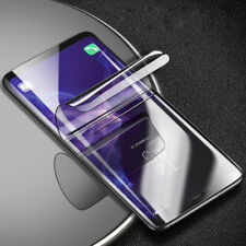 New Front+Back Ultra Thin Clear TPU Screen Protector Film For Samsung Galaxy S9