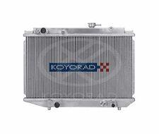 KOYO 36MM RACING RADIATOR FOR COROLLA 84-87 AE86 CHASSIS WITH 3SGE BEAMS SWAP