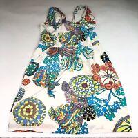 Trina Turk For Banana Republic Women's 100%  Silk Lined  Dress Size ? Pockets