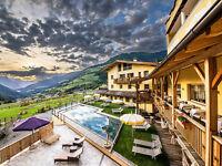 4T. Wellness & Spa Urlaub im Hotel Bergschlössl 4 Sterne in Südtirol für 2 Pers.