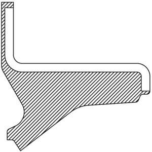 Clutch Fork Shaft Seal-Manual Trans Shift Shaft Seal National 3667