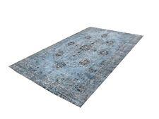 Turkish Rug Vintage Handmade Anatolian Handknotted Wool Area Rug Carpet Boho Rug