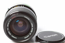 Canon FD Lens 28mm 1:2,0 S.S.C. Weitwinkelobjektiv