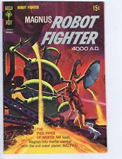 Magnus Robot Fighter #24 Gold Key 1968