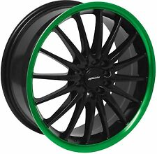 "17"" BG JET ALLOY WHEELS FITS FORD C S MAX FOCUS GALAXY KUGA MONDEO TRANSIT CONN"
