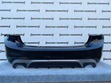 VOLVO S60 R DESIGN FACE LIFTING 2014-2018 REAR BUMPER GENUINE [N114]