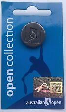 Australian Open Tennis Ball Lapel Pin