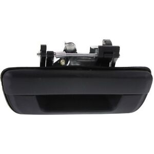 NEW Tailgate Handle Black Textured for 2004-2014 Chevrolet Colorado GMC Canyon