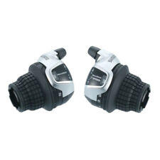 Shimano Tourney 3 x 7 speed RS45 Revo Shifter Set