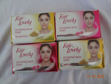 4x (2)Fair & Lovely glowing skin and (2)Multani Mitti soap Free shipping.