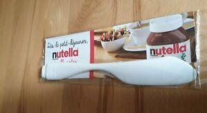 nutella Messer Ferrero Frankreich weiß