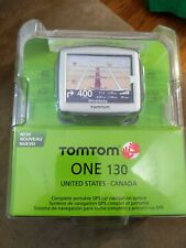 TomTom ONE 130 - Customized Maps Automotive Mountable