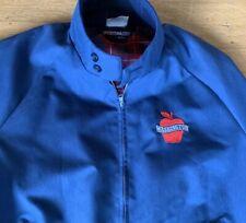 Vintage Washington Apple Sportsmaster Jacket Usa Grocers Mens Xl Euc