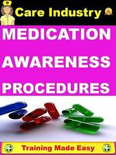 UK Medication Awareness for Nurses Carers Health and Social Care Safety Training