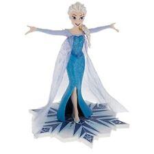 Disney Parks Disneyland Frozen's Snow Queen Elsa on Snowflake Figurine 75% Off