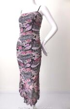 GUESS JEANS Size Small - Medium Sleeveless Stretch Floral Sheath Dress