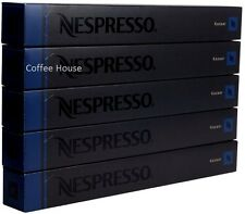 50 New original Nespresso Kazaar flavour coffee Capsules Pods UK