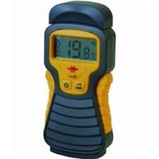 Brennenstuhl Feuchtigkeits-Detector HOLZFEUCHTEMESSER Brennholz Feuchtemesser
