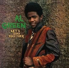 Al Green Lets Stay Together Simply Vinyl LP Double Hi Sided 9 Track Record