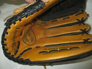 "LOUISVILLE SLUGGER LP1350 13.5"" Baseball Glove Right Hand Throw PRO PATTERN"