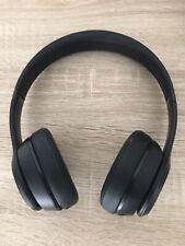 Beats by Dre Solo3 Wireless Headphones -Matt Black -100% Authentic -NEW SEALED