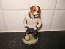 ROBERT HARROP DOGGIE PEOPLE -   BOXER -  FOOTBALL ENGLAND - CC69A