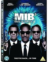 Men In Black 3 (DVD) ++NEW++ FREE P & P !