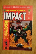 EC Reprint Impact #4 (July,1999) Modern Age Comic