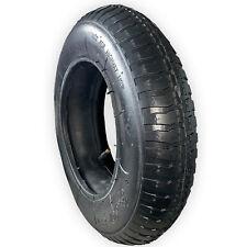 More details for new wheelbarrow wheel inner tube and barrow tyre 3.50 - 8 rubber innertube 35psi
