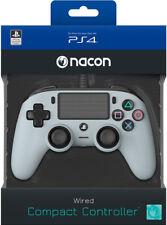 NACON Compact Controller Colour Edition Gamepad PlayStation 4 Argento NACON Comp