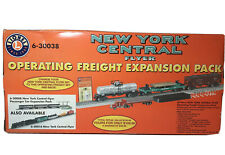 Lionel New York Central Flyer Freight Expansion Pack Train Set  NIB