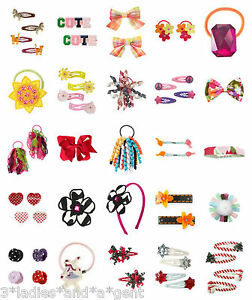 NWT Gymboree Kid Girl HAIR ACCESSORY Options #3 (S-Z)