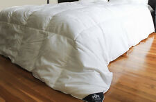Triumph Hill white goose down king comforter 600 fill winter weight duvet NWT